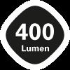 400 LUMENS